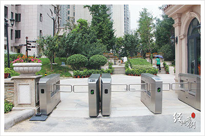 重庆某小区门禁管理系