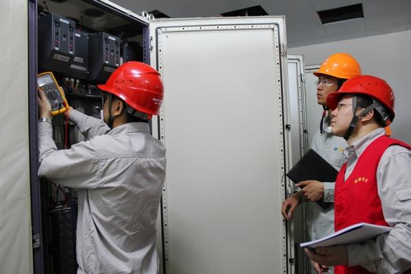 国内某发电有限公司电子巡更安全管理升级