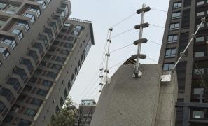 脉冲电子围栏系统