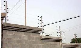 静电感应电子围栏